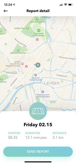 RoadEO App